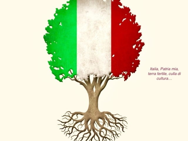 Italia nostra! siamo fra le terre più antiche!