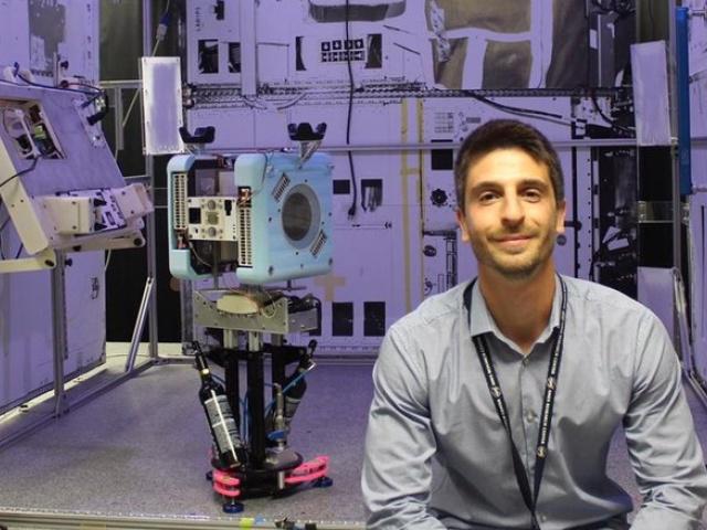 Un italiano alla Nasa per i futuri robot sulla stazione lunare!